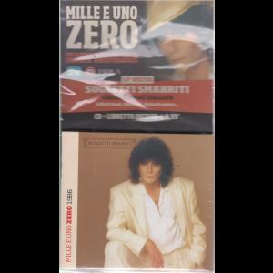 Cd Musicali Di Sorrisi - n. 13 - settimanale - aprile 2019 - Mille e uno Zero - uscita n. 13 - Soggetti smarriti - cd + libretto
