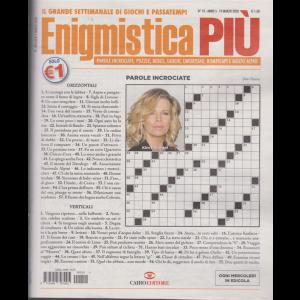 Enigmistica Piu' - n. 10 - 10 marzo 2020 - settimanale