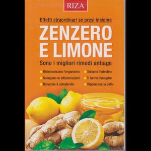 Alimentazione naturale - Zenzero e limone - n. 54 - marzo 2020 -