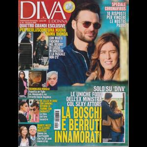 Diva e  Donna - n. 10 - 10 marzo 2020 - settimanale femminile