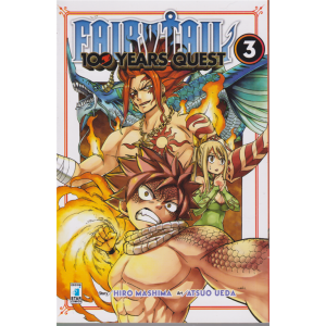 Young -n. 310 -  Fairy Tail 100 Years quest 3 - mensile - marzo 2020