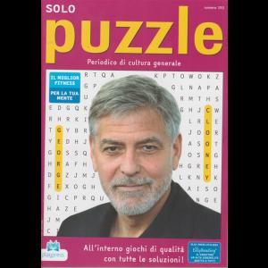 Solo Puzzle - n. 153 - 25/2/2020 - bimestrale - George Clonney -
