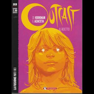 Outcast - Il reietto - n. 22 - La fusione parte 1 di 3 - 5/3/2020 - bimestrale -