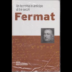 I Geni della matematica - Fermat - n. 6 - settimanale - 5/3/2020 - copertina rigida