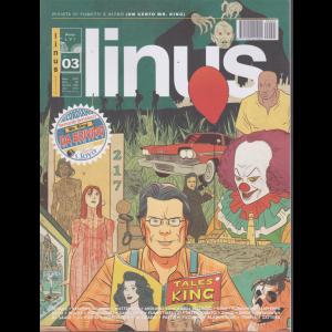 Linus - n. 3 - marzo 2020 - primavera