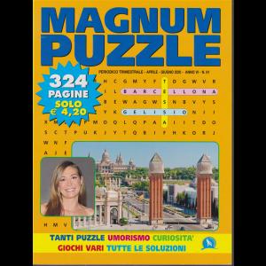 Magnum Puzzle - n. 61 - trimestrale - aprile - giugno 2020 - 324 pagine