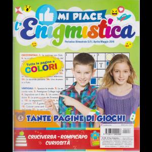 Mi Piace L'enigmistica - n. 7 - bimestrale - aprile - maggio 2019 -