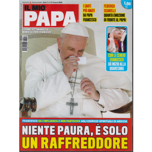 Il mio Papa - n. 11 - 4 marzo 2020 - settimanale