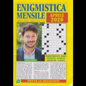 Enigmistica  Mensile - n. 92 - mensile - aprile 2020