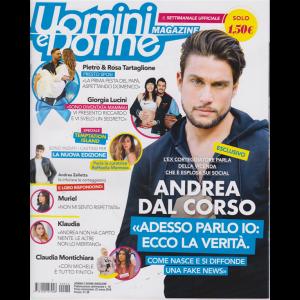 Uomini E Donne Magazine - n. 10 - settimanale - 22 marzo 2019