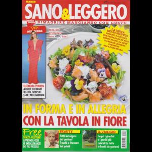 Sano & Leggero - n. 3 - marzo 2020 - mensile