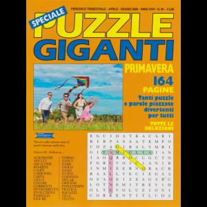 Speciale Puzzle Giganti - Primavera - n. 99 - trimestrale - aprile - giugno 2020 - 164 pagine