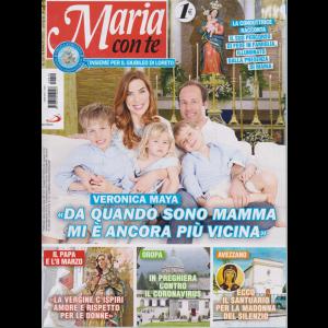 Maria con te - n. 10 - 8 marzo 2020 - settimanale
