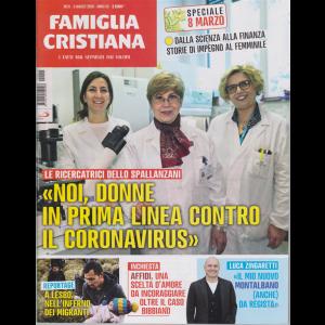 Famiglia Cristiana - n. 10 - 8 marzo 2020 - settimanale