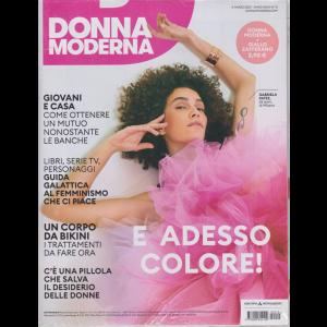 Donna Moderna + Giallo zafferano - n. 12 - 5 marzo 2020 - settimanale - 2 riviste