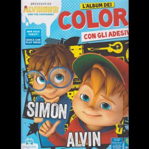 Alvinnn!!! And the chipminks l'album dei colori - n. 5 - marzo - aprile 2020 - bimestrale