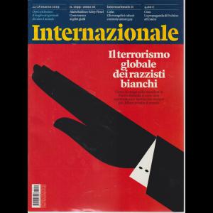 Internazionale - n. 1299 - 22/28 marzo 2019 - settimanale
