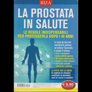 Riza Scienze - La prostata in salute - n. 371 - marzo - aprile 2020 -