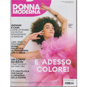 Donna Moderna - n. 12 - 5 marzo 2020 - settimanale