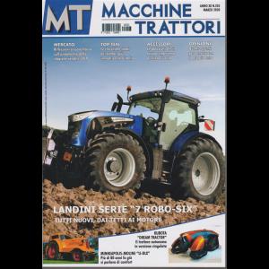 Macchine Trattori - n. 203 - marzo 2020 - mensile
