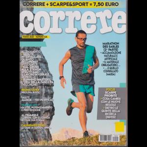 Correre - + Scarpe&sport - n. 425 - marzo 2020 - mensile - 2 riviste