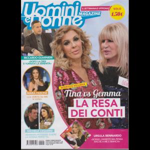 Uomini e Donne Magazine - n. 8 - settimanale - 6 marzo 2020