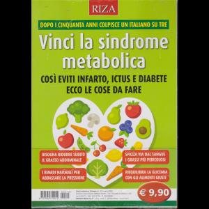 Dimagrire - Vinci la sindrome metabolica - n. 215 - marzo 2020
