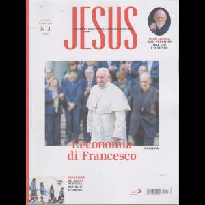 Jesus - n. 3 - marzo 2020 - mensile