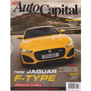 Auto Capital - n. 3 - mensile - marzo 2020