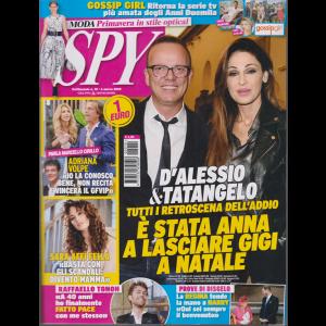 Spy - n. 10 - settimanale - 6 marzo 2020