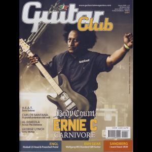 Guitar Club - Ernie C Carnivore - n. 3 - 5 marzo 2020 - mensile