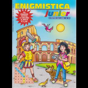 Enigmistica Junior - n. 121 - trimestrale - aprile - giugno 2020 - 52 pagine tutte a colori
