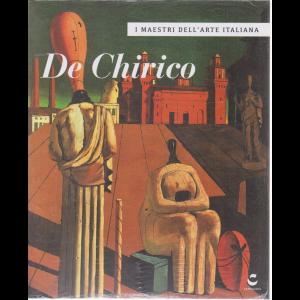 I maestri dell'arte italiana - De Chirico - n. 9 - settimanale - 5/3/2020
