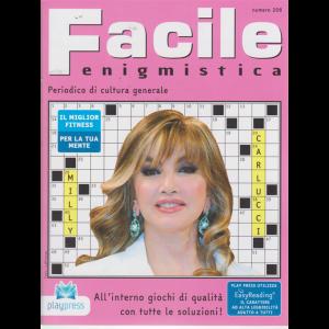 Facile enigmistica - n. 206 - bimestrale - 6/3/2020 - Milly Carlucci