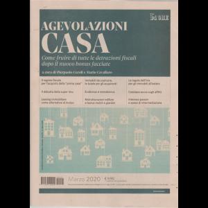 Agevolazioni casa -n. 1 - bimestrale - marzo 2020
