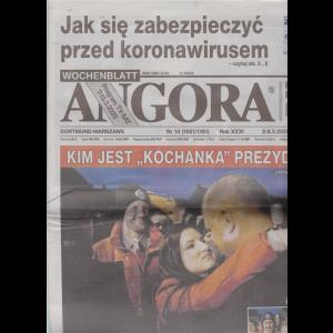 Angora - n. 10 - 2-8-3-2020 - in lingua polacca