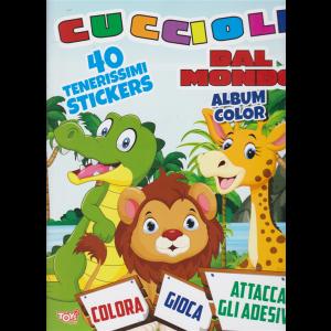 Toys2 Giochi e  Colori - I Cuccioli del mondo - n. 41 - bimestrale - 13 febbraio 2020