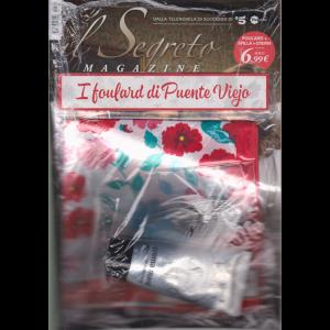 Il Segreto Magazine Speciale - + foulard + spilla + crema mani - n. 67 - 10 marzo 2020 - mensile