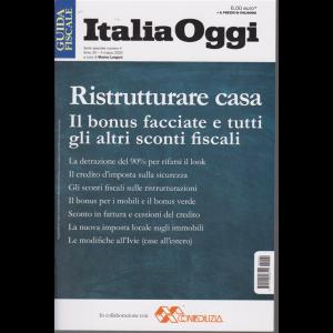 Guida fiscale Italia Oggi - n. 4 - 4 marzo 2020 - serie speciale - Ristrutturare casa -