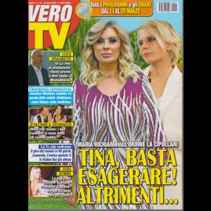 Vero Tv - n. 10 - 16 marzo 2020 - settimanale