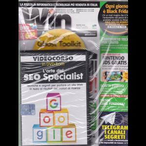 Win Magazine - rivista + dvd + manualetto - n. 267 - marzo 2020 - mensile