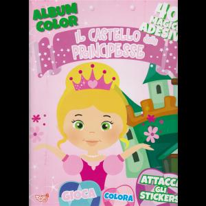 Toys2 Color & Stickers - Il Castello delle principesse - Album color - n. 43 - 14 febbraio 2020 - bimestrale