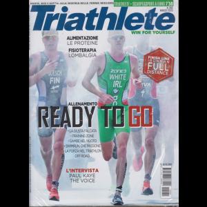 Triathlete - + scarpe & sport - n. 260 - marzo 2020 - bimestrale - 2 riviste