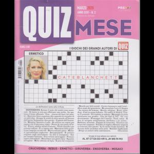 Domenica Quiz Mese - n. 3 - marzo 2020 - mensile
