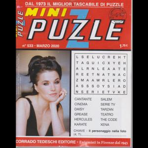 Minipuzzle - n. 533 - marzo 2020 - mensile