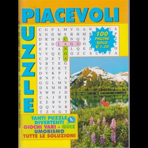 Piacevoli Puzzle - n. 34 - bimestrale - aprile - maggio 2020 - 100 pagine