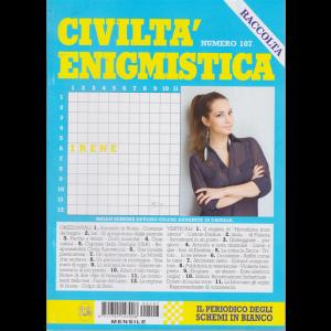 Raccolta Civiltà enigmistica - n. 107 - mensile - marzo 2020