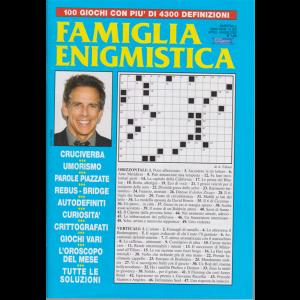 Famiglia Enigmistica - n. 200 - bimestrale - aprile - maggio 2020