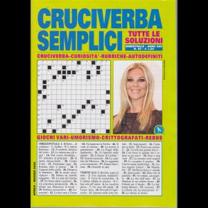 Cruciverba Semplici - n. 93 - bimestrale - aprile - maggio 2020