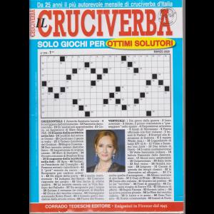 Il Cruciverba - n. 314 - mensile - 11/3/2020